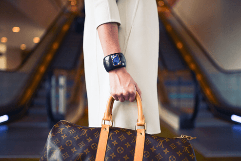 Luxury Goods from the Retail Online Theme