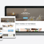 Spa Website Theme