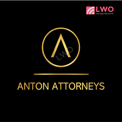 Gold Foil Law Firm Logo