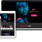 Neon Ecommerce Website Theme