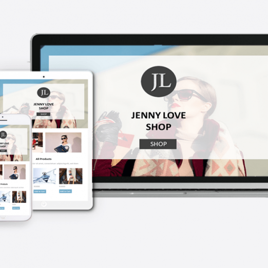 Ecommerce Websitre Theme