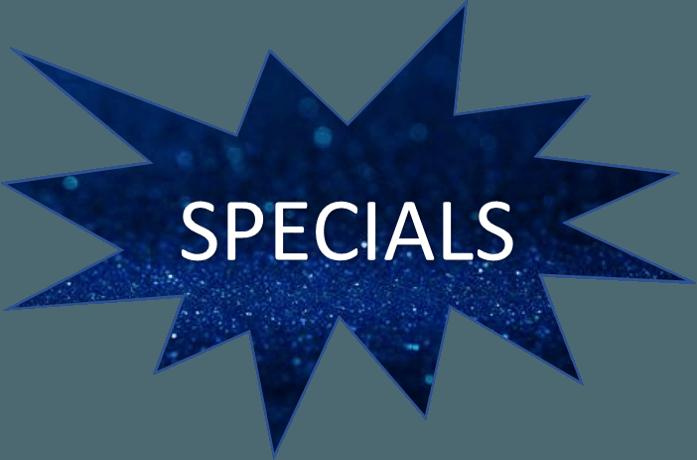 Website Theme Specials