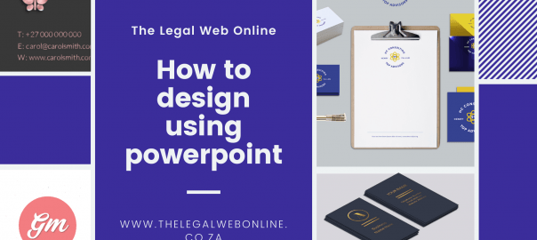 How to create a design in powerpoint