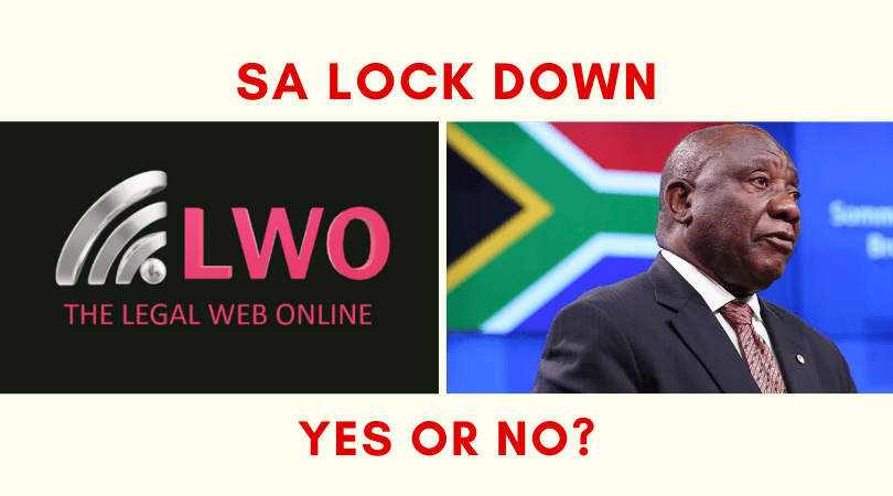 SA Lock Down