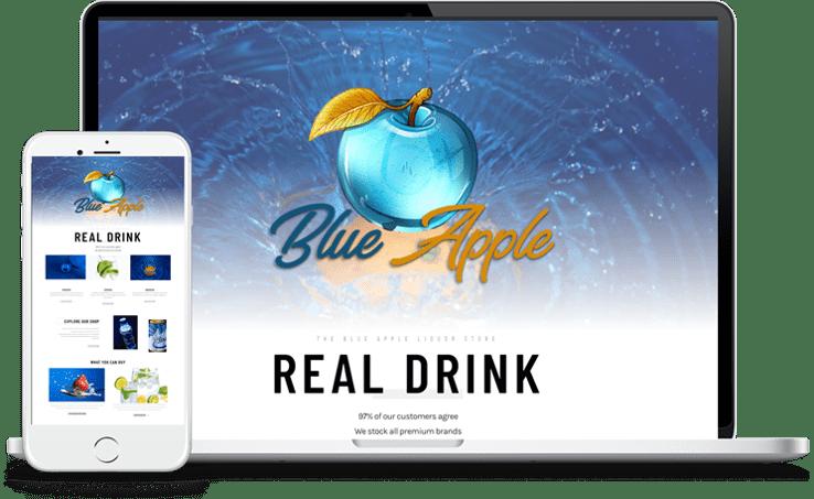 Bottle Store Website