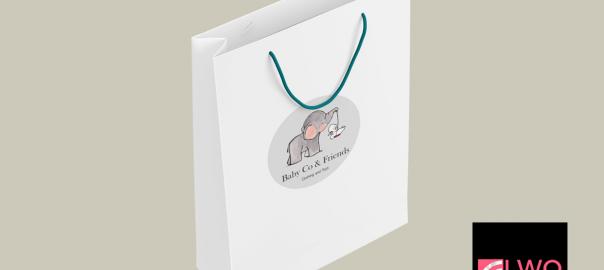 Baby store Bag Design