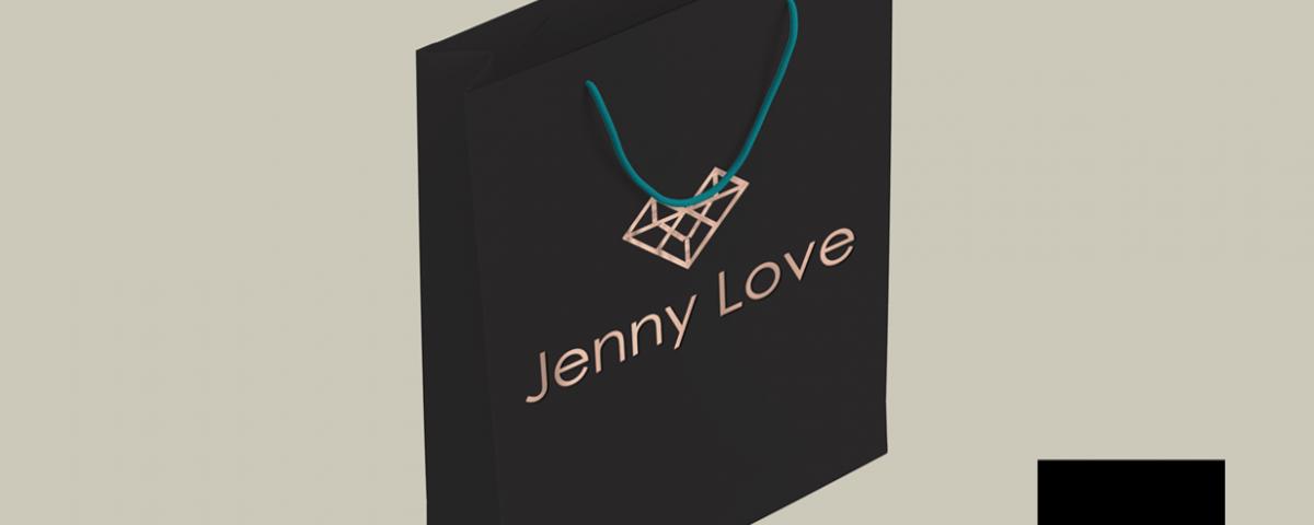 Jewellery Company Bag Design