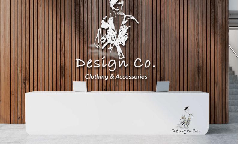 Clothing design Branding
