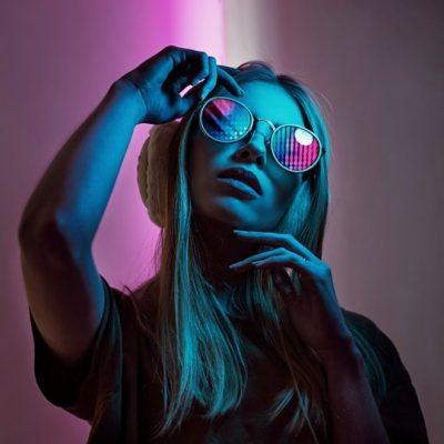 Neon Website