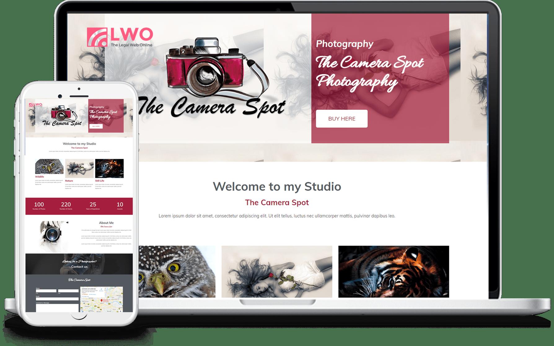 Camera Web comp coll