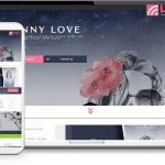 Cosmetics Website Design